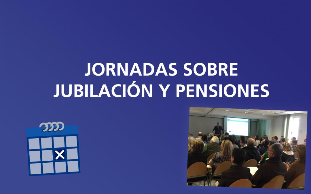 Jornadas sobre Jubilación y Pensiones en el Colegio Oficial de Farmacéuticos de Madrid