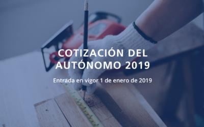Cotización Autónomo 2019