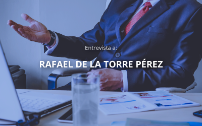 Entrevistamos a Rafael de la Torre Pérez: Director de Formación para España y Portugal de ESPAÑA, S.A.