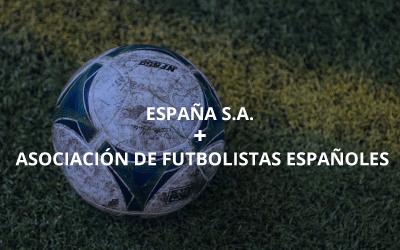 España, S.A. y AFE firman un acuerdo de colaboración