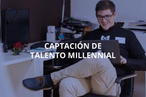 Captación de talento millennial