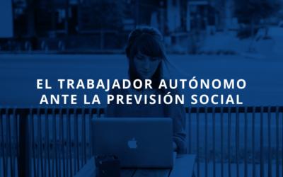 La protección social del autónomo